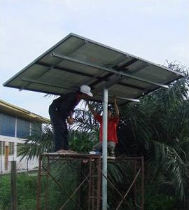 Green Solar Power Systems For Masjids & Suraus in Sabah