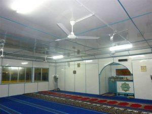Kampung Tronglit, Batu Sapi Electrification Project